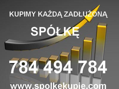 Przejmiemy Zadłużone Spółki 299 Ksh