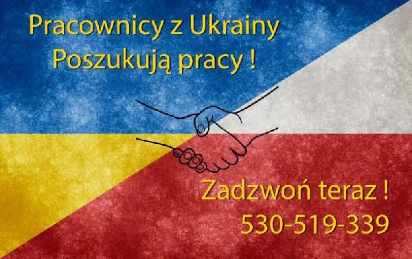Pracownicy Z Ukrainy Szukają Pracy W Polsce Od Zaraz! Zadzwoń: 530519339