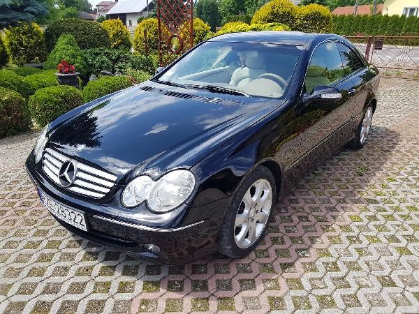 Mercedes Clk Silnik 2.7