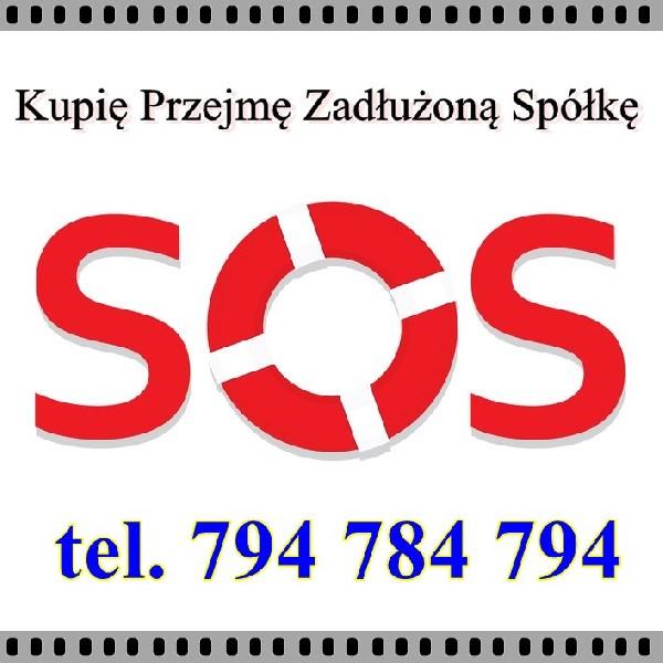Kupię Zadłużoną Spółkę/skuteczna Ochrona 299/586 K.s.h. Uks/kas