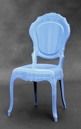 Loftowe Krzesło - Produkt Włoski